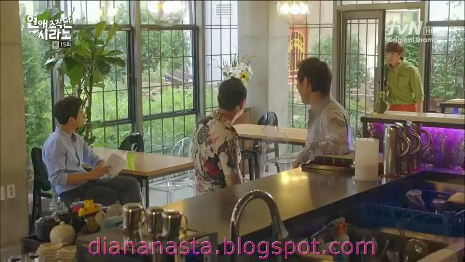 from Antoine sinopsis dating agency cyrano ep 7 part 2